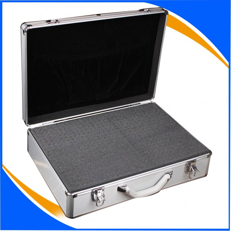 Fully Aluminium Case, Photo Case, Suitcase for Camera Tele lens and accessories, AluCase