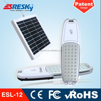 Led Solar Lantern With Hand Crank Lamp Mobile Charger