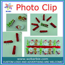 christmas Mini Wooden Peg High Quality Wooden Clip