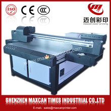 Maxcan TS1325 UV Cup Printing Machine / China factory sale computer register automatic plastic film bag Printing Machine