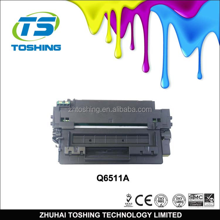 Toner Cartridge Q6511A 6511A Compatible for HP 6511 Toner