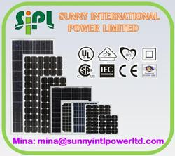 solar panel system solar power solar Portable Compact exhaust cooling centrifugal fan 40 Watt Monocrystalline (Solar) Panel