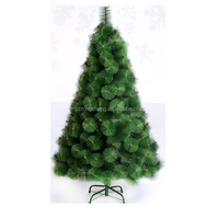 7' Green Canadian Pine Artificial Christmas Tree