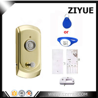 Made in China TM iButton Card Key Electronic small electronic lock for lockers made by stainless steel TM106