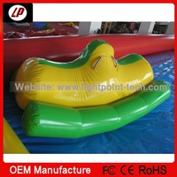 Shinning colorful inflatable water sports games for water park equipment for KIDS