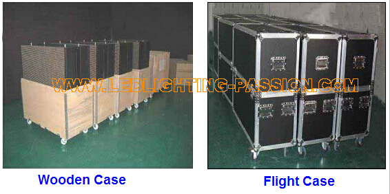 extra thin indoor rental LED display for stage concert