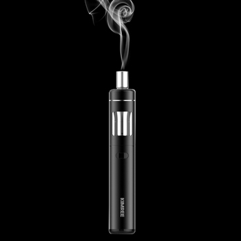 2017 KIMREE 2ml Revolution Model with liquid and dry tobacco heating electronic mod cigarette