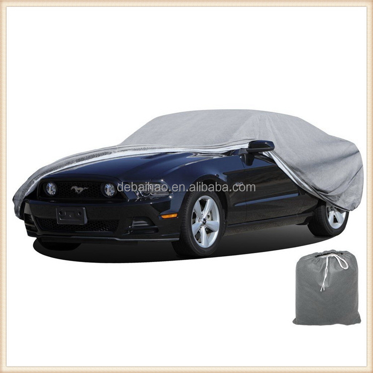 Cheap High quality uv protection tire covers car cover