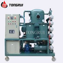 3000 Litres Per Day Waste Transformer Oil Regeneration Machine for Sale