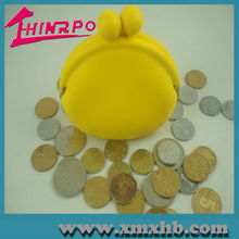 Wholesale cute mini silicone coin purse