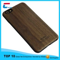 Combo wooden for iphone 6 case , ultrathin wooden cover case for iphone 6 , wooden cell phone case