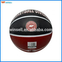 High quality sport custom size 7 inflatable rubber basketball