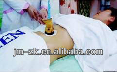 Wooden Natural moxibustion beauty device