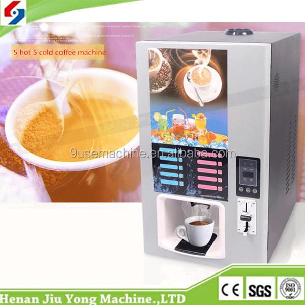 coffee vending machine nescafe price