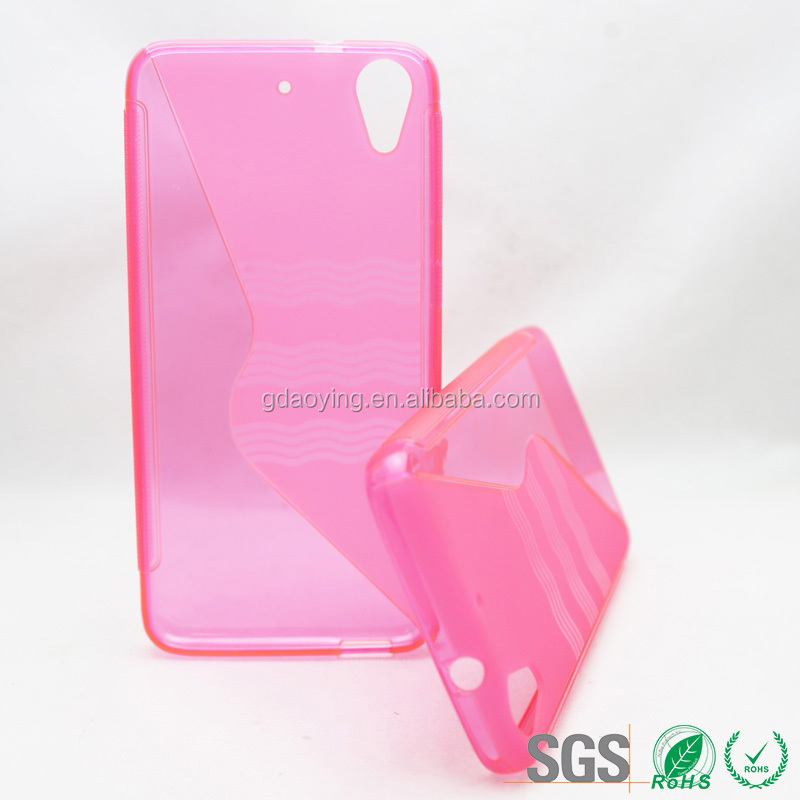 ODM accepted customize mobile phone cover for HTC 626