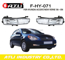 Atli halogen car fog lamp for HYUNDAI ACCENT