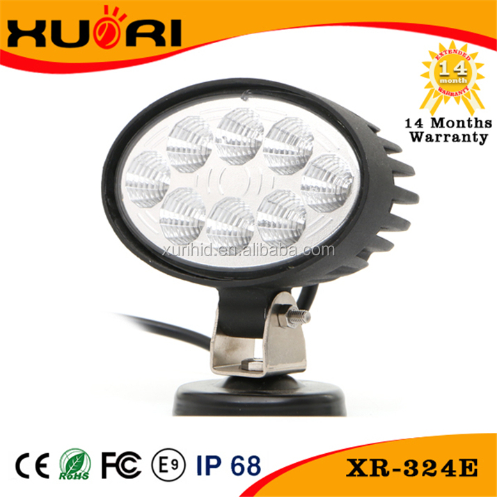 XR Factory bulk selling 24w led worklight for offroad car accessories mini led for car 4x4 vehicle