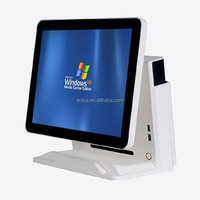 AK-915T Touch Screen POS systems supermarket cashier equipment