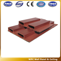 CE/ISO/SGS/TUV Waterproof wooden groove acoustic panel
