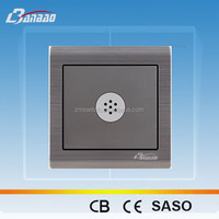 S.S MFG Sound light control wall switch led light control