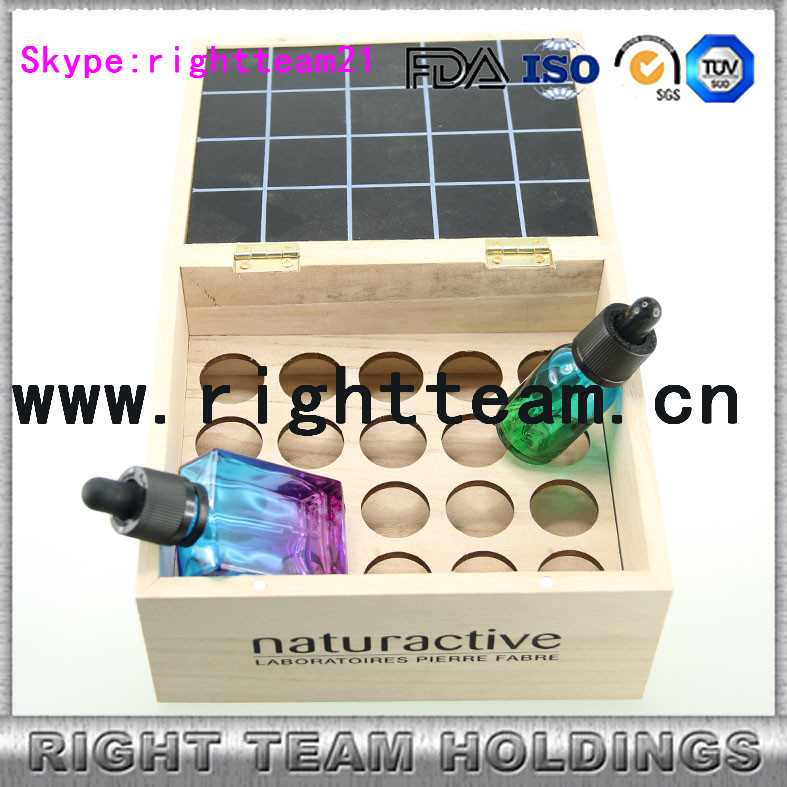bottle box with divider e liquid dropper bottle packaging bottle box with divider