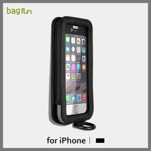 2016 Waterproof Neck Hanging Cell phone Belt Bag for iphone 6 case also for iphone 6 plus