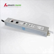 ETL approved 24v 30w 36w waterproof electronic led lighting driver