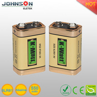 china manufacture 9v 6lr6 alkaline battery charger reviews