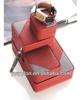 Imported leather Jewelry box manufacturers china