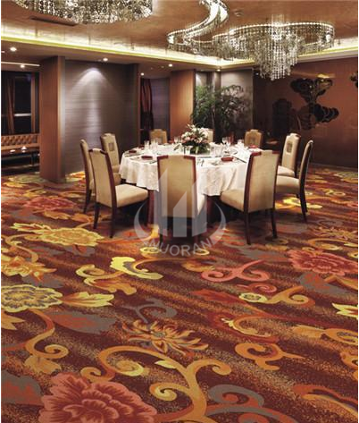 High Quality Different Patterns Luxury Hotel Carpet