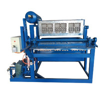 Used Paper Egg Tray Plate Making Machine