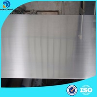 Hot selling DIN standard full hard to DDQ stainless steel plate price