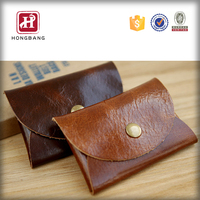 Small Customized Wholesale PU Coin Purse Wallet