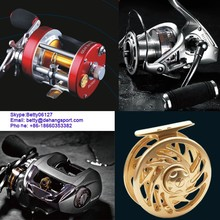8bb Ball Bearings Left/right Interchangeable Collapsible Handle Fishing Reel Spinning