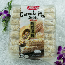 healthy Chinese cereals snack - grain cracker