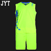 Fashion dryfit comfortable high quality new style team basketball jersey uniform design color blue