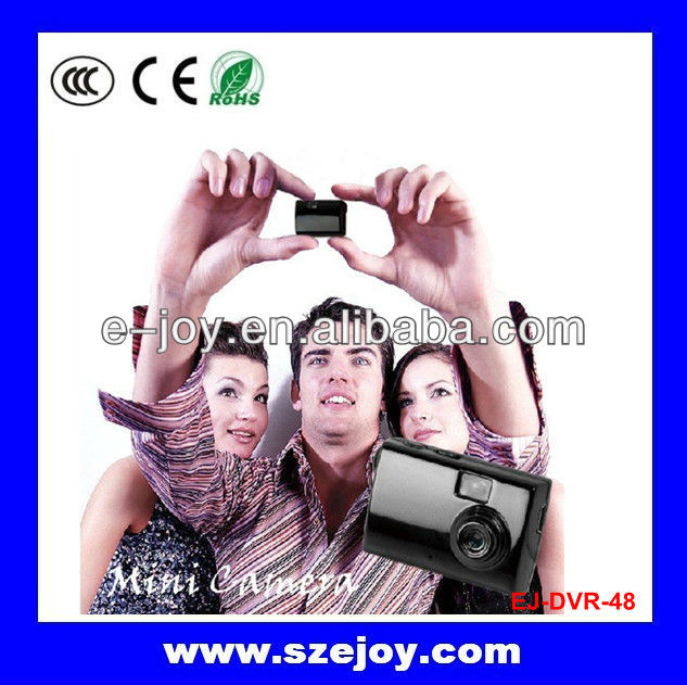 Top End Web Camera Function Mini Surveillance Camera,Mini DV Camcorder HD&EJ-DVR48