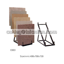 tsianfan marble stone slabs display racks/marble and granite tiles display racks E003