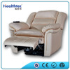 Modern 100% genuine leather sets massage rocker parts recliner sofa