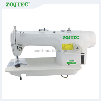 ZJ8700DD Direct drive high speed lockstitch sewing machine