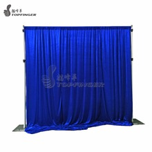 Cheap Used Pipe And Drape Alternatives Portable Sets Stand Stage Backdrop Wedding Decoration Poles For Events