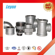 welded steel pipe fittings dimensions malleable tee fitting