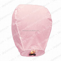 wedding decor fire retardant hot air balloon paper lantern