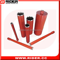 pdc diamond core drill bits for drilling concrete