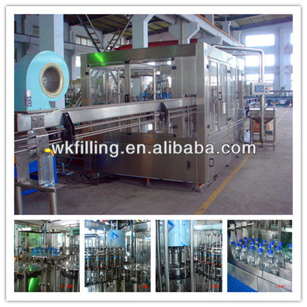 small bottled water equipment for sale
