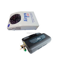 2KW Split battery driven 12 volt dc air conditioner for truck
