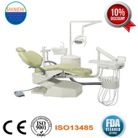 Foshan Supplies Rotating Dental Unite, Factory Dental Chair Left Handed, Left Right Hand Dental Unit for Sale
