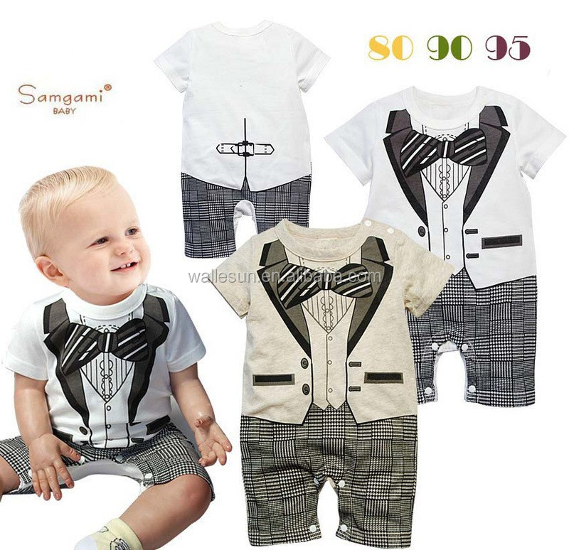 baby clothes fashion, gentlemen romper adult baby clothes patterns, baby clothes 0-3 months