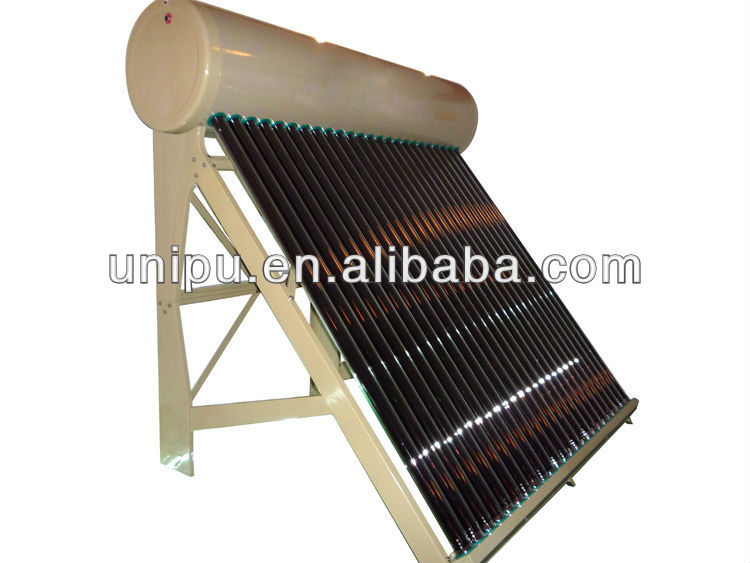 Luxury Solar Hot Water Heater