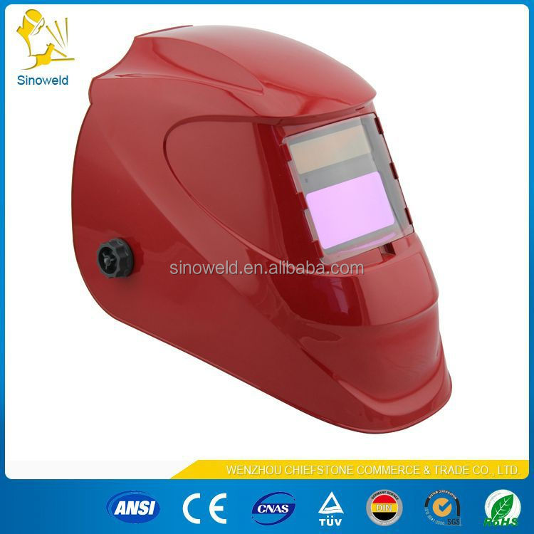 Sink China Oem Auto Darkening Welding Helmet